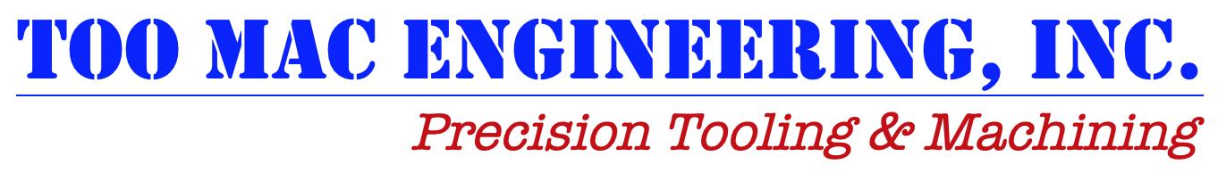 Too Mac Engineering Logo