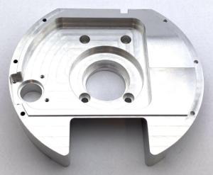 Bearing Plate. 6061 Aluminum.