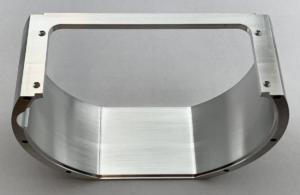 Spacer. 6061 Aluminum.